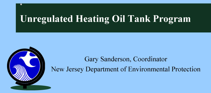 Unregulated Heating Oil Tank Program